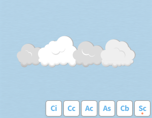 A graphical illustration of the cloud feature 'Mamma'