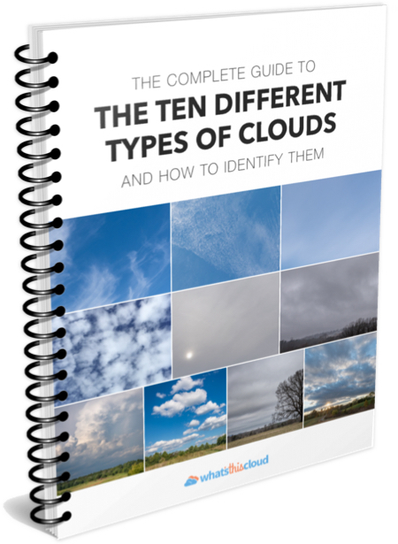 The Ten Different Types of Clouds Ebook