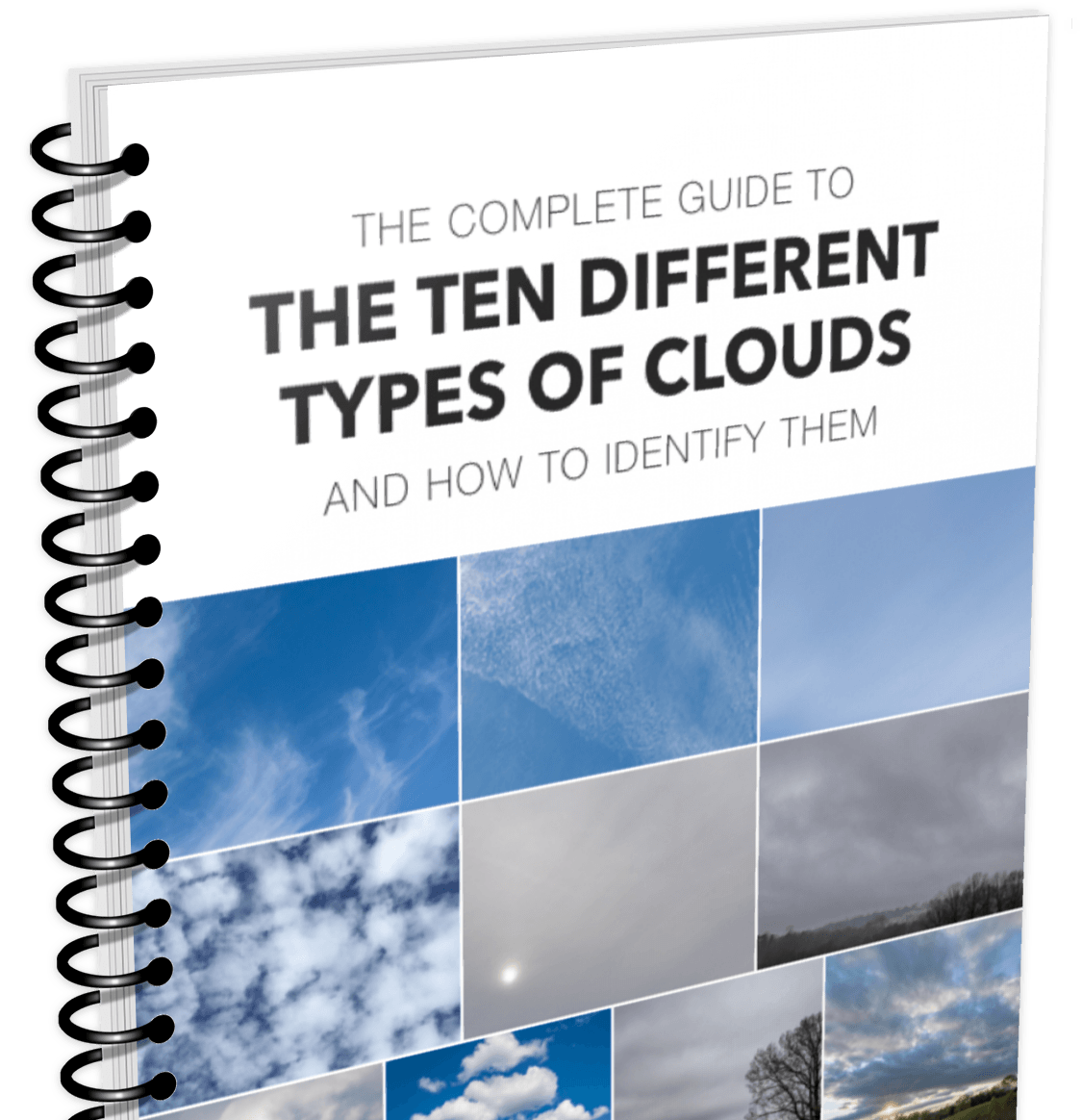 Cloud Types Ebook