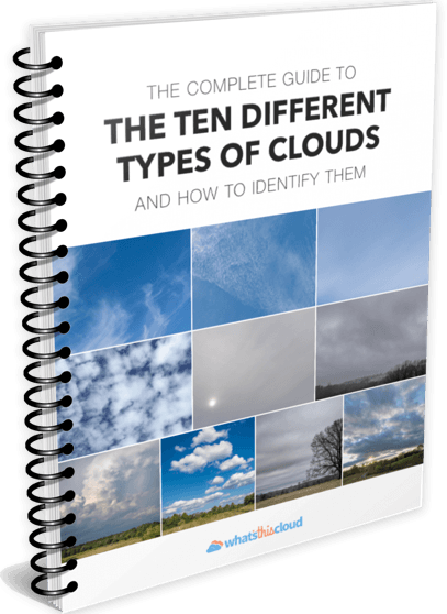 Cloud types ebook cover